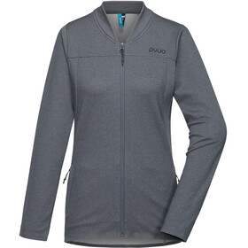 PYUA Glare Jacket Women grey melange
